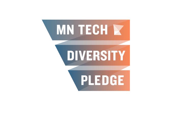 MN Tech Diversity badge